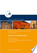 Spektrum Patholinguistik (Band 5) - Schwerpunktthema: Schluck für Schluck: Dysphagietherapie bei Kindern und Erwachsenen