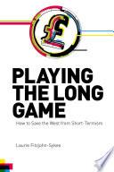The Long Game Pdf/ePub eBook