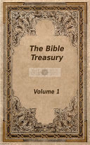 download ebook the bible treasury pdf epub