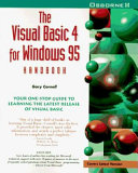 The Visual Basic 4 for Windows 95 Handbook