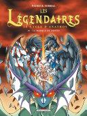 Les Légendaires T10 : Le Cycle D'anathos : La Marque Du Destin par Patrick Sobral