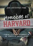 Homeless at Harvard