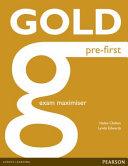 Gold Pre First Exam Maximiser