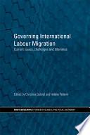 Governing International Labour Migration book