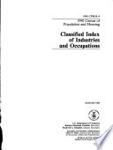 1990 Census of Population and Housing