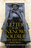 download ebook letter to an unknown soldier: a new kind of war memorial pdf epub