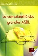 La comptabilité des grandes et très grandes associations (ASBL, AISBL & fondations)