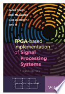FPGA based Implementation of Signal Processing Systems
