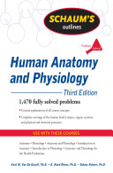 Schaum s Outline of Human Anatomy and Physiology  Third Edition