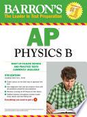 Barron s AP Physics B