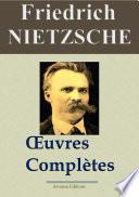 Friedrich Nietzsche Oeuvres Compl Tes 23 Titres Annot S Et Illustr S