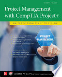 Project Management with CompTIA Project   On Track from Start to Finish  Fourth Edition  PPK