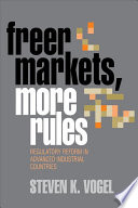 Freer Markets  More Rules