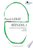 illustration Réflexe,1-Cahiers d'études sérielles-Poèmes-2003-2008