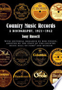 Country Music Records