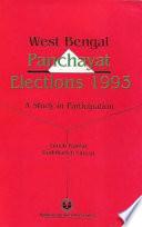 West Bengal Panchayat Elections  1993
