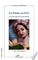 La femme au livre