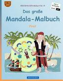 BROCKHAUSEN Malbuch Bd  15   das Gro  e Mandala Malbuch