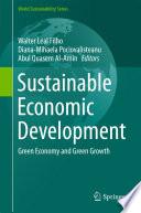 Sustainable Economic Development book