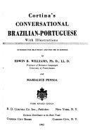 Cortina's Conversational Brazilian-Portuguese