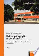 Reformpädagogik in der Praxis