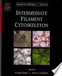 Intermediate Filament Cytoskeleton book