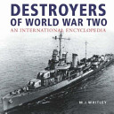 Destroyers of World War Two