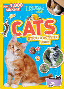 National Geographic Kids Cats Sticker Activity Book