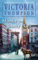 Murder On Trinity Place : new year 1899 at trinity church when...