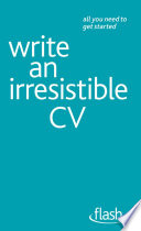 Write an Irresistible CV  Flash
