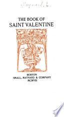 The Book of Saint Valentine Book PDF