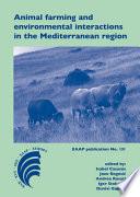 Animal Farming and Environmental Interactions in the Mediterranean Region