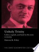 Unholy Trinity Political Economy Are Examples Of The