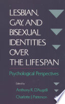 Lesbian  Gay  and Bisexual Identities over the Lifespan