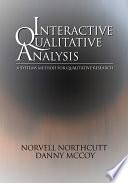 Interactive Qualitative Analysis
