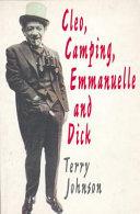Cleo  Camping  Emmanuelle   Dick Book PDF