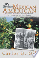 We Became Mexican American Book PDF