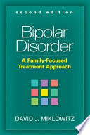 Bipolar Disorder  Second Edition