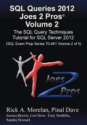 SQL Queries 2012 Joes 2 Pros
