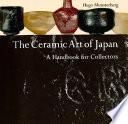 The Ceramic Art of Japan