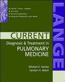 Current diagnosis   treatment in pulmonary medicine