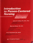 Introduction to Person-centered Nursing