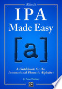 Alfred s IPA Made Easy