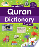 Goodword Quran Dictionary for Kids  Goodword
