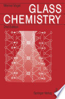 Glass Chemistry book