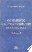 Commento all Etica nicomachea di Aristotele