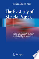 The Plasticity of Skeletal Muscle Plasticity Of Skeletal Muscle From The Perspectives