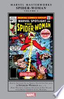Spider Woman Masterworks Vol  1 Book PDF