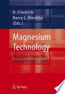 Magnesium Technology
