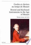 Bowed and keyboard instruments in the age of Mozart